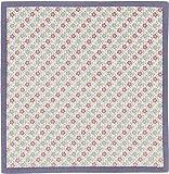 宮井 風呂敷 いせ辰 なでしこ/ブルー 50×51cm 13-8207-82