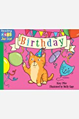 Birthday: A Bella the Cat Book Kindle Edition