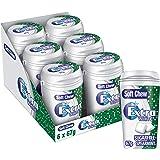 Extra Spearmint Soft Chews Bottle, 6 x 67 g