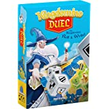 Blue Orange Games Kingdomino Duel, Roll & Write Board Game - Dice Rolling version of the Award Winning Strategy Board Game Ki
