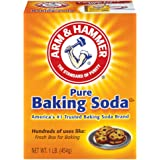 Arm and Hammer Pure Baking Soda, 454g
