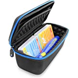 CASEMATIX Organizer Travel Case Fits Pictionary Air Pen and Card Game Decks , Includes Case Only