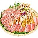築地の王様 カニ ズワイガニ ポーション カット済 超特大 1.25kg 約3-4人前 刺身 で食べらます