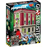 Playmobil Ghostbusters Firehouse Toys