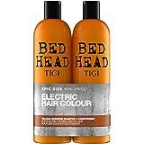 TIGI Bed Head Electric Hair Colour Colour Goddess Shampoo & Conditioner 750mL