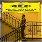 Shostakovich: Symphonies Nos. 6 & 7, Incidental Music to, King Lear (New / Live at Symphony Hall, Boston / 2017)