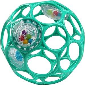 O'ball オーボール ラトル ライトブルー (11486) by Kids II