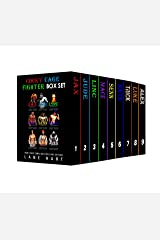 The Cocky Cage Fighter Nine Book Box Set Kindle Edition