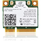Intel Dual Band Wireless-AC 7260 7260HMW 無線LAN WiFi ネットワークカード Bluetooth 4.0