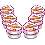 Hill's Science Diet Wet Puppy Food Small & Toy Breed Savory Chicken & Vegetable Stew Flavor Dog Food Trays 3.5 oz 12 Pack