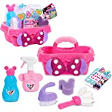 Minnie Mouse 89811 Minnie's Happy Helpers Sparkle N' Clean Caddy ( Mailer) Kitchen Accessory