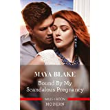 Bound by My Scandalous Pregnancy (The Notorious Greek Billionaires)