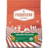 Foodsterr California Organic Walnuts Nuts, 200g