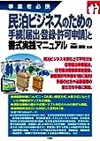 民泊ビジネスのための手続【届出・登録・許可申請】と書式実践マニュアル (事業者必携)