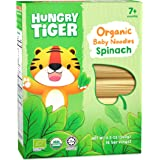 Hungry Tiger - Organic Baby Noodles Spinach 240g