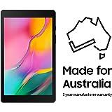 Samsung Galaxy Tab A8.0, 32GB Tablet (Australian Version) with 2 Year Manufacturer Warranty,Black