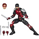 Hasbro Marvel Legends Series Spider-Man 6-inch Collectible Daredevil Action Figure Toy Retro Collection