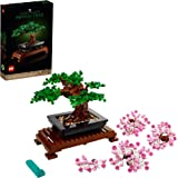 LEGO Bonsai Tree 10281 Building Kit, a Building Project to Focus The Mind with a Beautiful Display Piece to Enjoy, New 2021 (