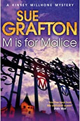 M is for Malice: A Kinsey Millhone Novel 13 Kindle Edition