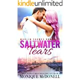 Saltwater Tears -Marlin Shores Book 2: A small town friends to lovers sweet romance