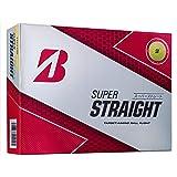 BRIDGESTONE(ブリヂストン)ゴルフボール 19スーパーストレート