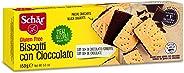 Schar Biscotti Con Cioccolato, 150g