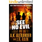 See No Evil: A Paranormal Spy Thriller (The PSI Series Book 2)