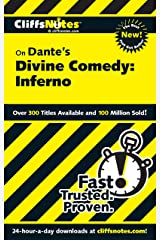 CliffsNotes on Dante's Divine Comedy: Inferno (Cliffsnotes Literature Guides) Kindle Edition