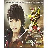 Unperfected world / Lights of my wish (CD+DVD)