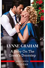 A Baby on the Greek's Doorstep (Innocent Christmas Brides Book 1) Kindle Edition