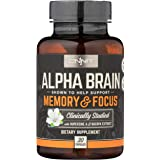 Onnit Labs Alpha Brain - 30 Vcaps