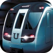 Underground Driving Simulator - Railway Trip:地下鉄シミュレーター3Dでは電車の運転手になって、事故を避けて高速で地下路線の迷路を走る電車を運転し、モスクワやロンドンやニューヨ