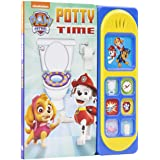 PAW Patrol Chase, Skye, Marshall, and More! - Potty Time - Potty Training Sound Book - PI Kids