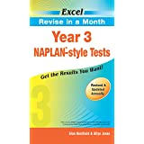 Excel Revise in a Month NAPLAN*-style Tests Year 3