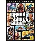Grand Theft Auto V:プレミアム・オンライン・エディション【日本語版】|オンラインコード版