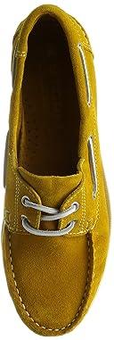 Shoe 103K Mono: Mustard