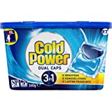 Cold Power Laundry Detergent Capsules, 18 Washes , 360 Grams