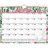 "2020-2021 Calendar - 18 Monthly Wall Calendar, 11"" x 8.5"", Jan. 2020 - Jun. 2021, Two-Wire Binding, Ruled Blocks with Julian"