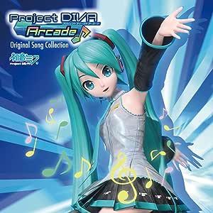 初音ミク -Project DIVA Arcade- Original Song Collection