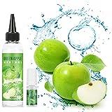 電子タバコ リキッド 青リンゴ 大容量 115ml 10mlミントメンソール付属 ご自由に調合可能 E-Liquid MEET