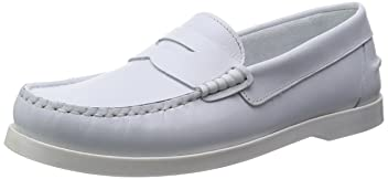 Penny Loafer 3231-499-1131: White