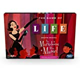 The Game of Life: The Marvelous Mrs. Maisel Edition Board Game; Inspired by The Amazon Original Prime Video Series (Amazon Ex