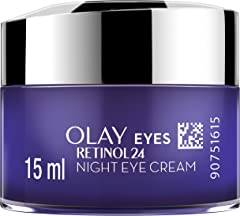Olay Eyes Retinol 24 Night Eye Cream, 15ml
