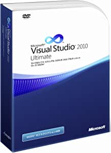 Microsoft Visual Studio 2010 Ultimate with MSDN