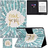 Artyond Kindle Paperwhite Case, The Thinnest and Lightest PU Leather Case with Auto Wake/Sleep Feature Smart Cover for Amazon