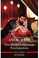 The Sheikh's Marriage Proclamation Kindle Edition
