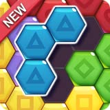 Hexagon Colorful Blocks Puzzle: Free Game for Kindle Fire 20…