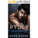 Ryder: An MC Romance (Outlaw Souls Book 1)