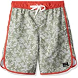 Big Chill Boys Printed Swim Trunks Board Shorts
