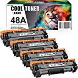Cool Toner Compatible Toner Cartridge Replacement for HP 48A CF248A Toner Cartridge HP Pro M15w MFP M29w M28w Toner M15a M28a